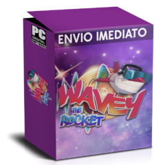 WAVEY THE ROCKET PC - ENVIO DIGITAL