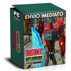 TRANSFORMERS: BATTLEGROUNDS PC - ENVIO DIGITAL