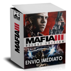 MAFIA 3 (DIGITAL DELUXE EDITION) PC - ENVIO DIGITAL