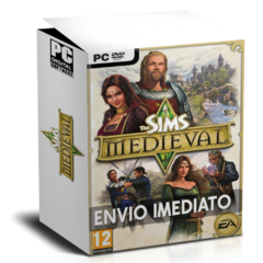 THE SIMS (MEDIEVAL ULTIMATE EDITION) PC - ENVIO DIGITAL