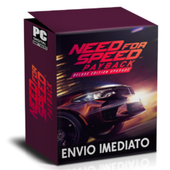 NEED FOR SPEED PAYBACK (DELUXE EDITION) PC - ENVIO DIGITAL