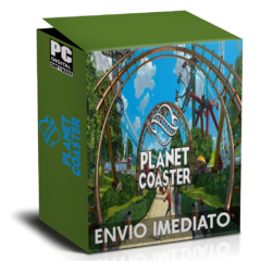 PLANET COASTER PC - ENVIO DIGITAL