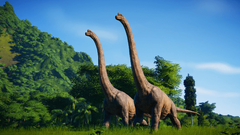 JURASSIC WORLD EVOLUTION  (DIGITAL DELUXE EDITION) PC - ENVIO DIGITAL - BTEC GAMES