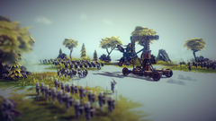 BESIEGE PC - ENVIO DIGITAL - BTEC GAMES