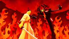 Imagem do SAMURAI JACK BATTLE THROUGH TIME PC - ENVIO DIGITAL