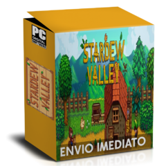 STARDEW VALLEY PC - ENVIO DIGITAL