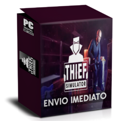 THIEF SIMULATOR PC - ENVIO DIGITAL