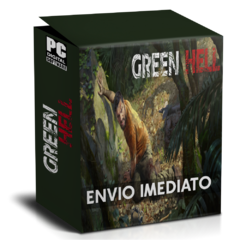 GREEN HELL PC - ENVIO DIGITAL