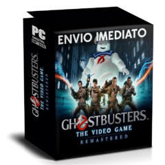 GHOSTBUSTERS THE VIDEO GAME (REMASTERED) PC - ENVIO DIGITAL