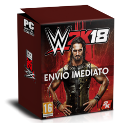 WWE 2K18 PC - ENVIO DIGITAL