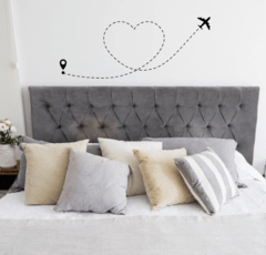 Vinilo Decorativo Route Love