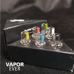 Filtros de Borosilicato Higher Standards Glass Tips X 6  - VaporEver