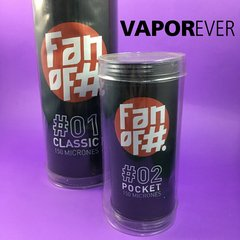 "Fan Of Hash ""Pocket"" 90 Micrones - Vaporever - comprar online"
