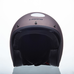 CAPACETE LUCCA CUSTOM SUBLIME SEMI BRONZE