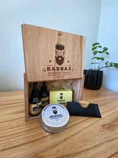 Kit Barba Viajero