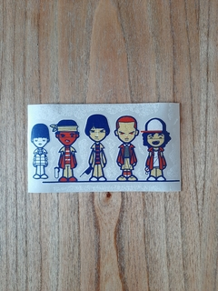 Sticker Stranger things