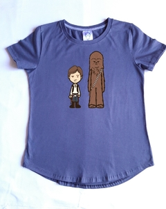 Han solo + chewy mujer - comprar online