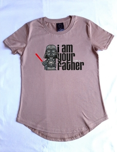 I Am Your Father Mujer en internet