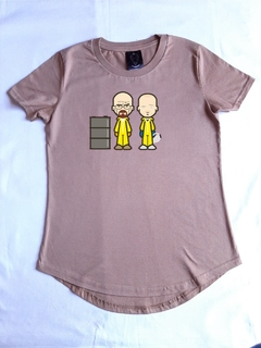 Breaking bad barril Mujer en internet
