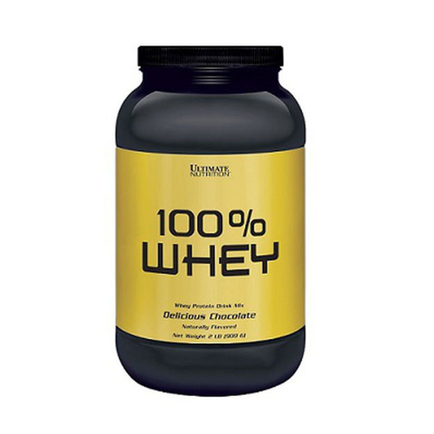 ULTIMATE 100% WHEY PROTEIN 908G - ULTIMATE NUTRITION