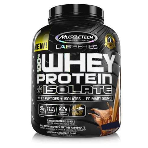 WHEY PROTEIN PLUS ISOLATE 2,72KG - MUSCLE TECH