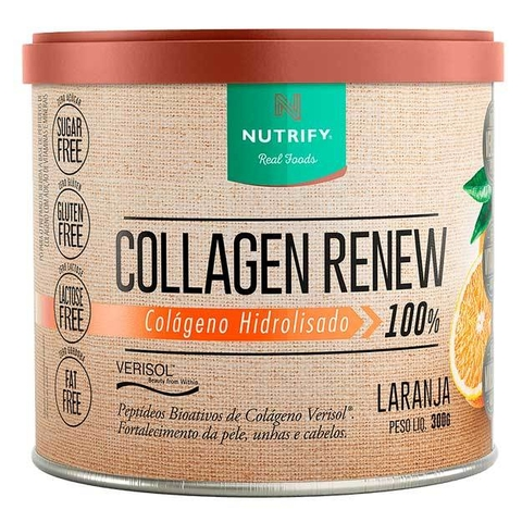 COLLAGEN RENEW 300G JABUTICABA - NUTRIFY
