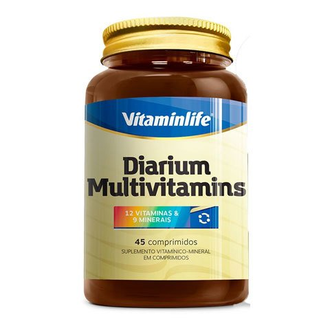 DIARIUM MULTIVITAMINS 120(CAPS) - VITAMINLIFE