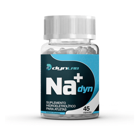 NA+ DYN BUFFERED SALT 45(CAPS) - DYNAMICLAB