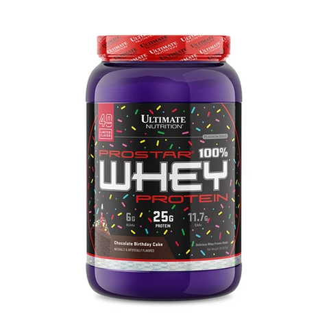 PROSTAR WHEY PROTEIN 900G/2.270KG - ULTIMATE NUTRITION