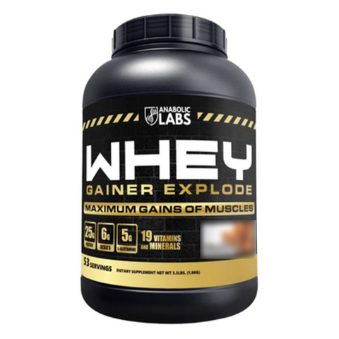 WHEY GAINER EXPLODE 1,6KG - ANABOLIC LABS