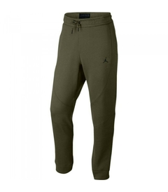 "JORDAN SPORTSWEAR WINGS FLEECE ""OLIVE"" PANTS - MEN'S"