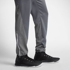 AIR JORDAN DRI FIT FLIGHT TEAM GREY PANTS - MEN'S - LoDeJim