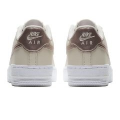 "Air Force 1 ""Metallic White Pink"" - GS en internet"