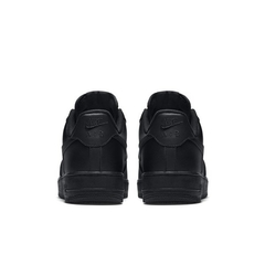 AIR FORCE 1 LOW '07 BLACK ON BLACK - MEN'S - LoDeJim