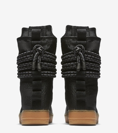 "NIKE SF-AF1 HIGH BOOTS ""BLACK/GUM"" - MEN'S - LoDeJim"