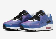 The Nike Air Max 90 Glimmers In Laser Fuchsia - comprar online