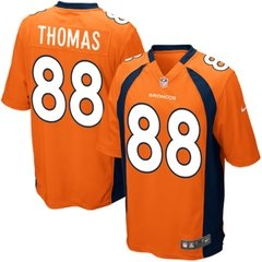 Demaryius Thomas Denver Broncos Nike Team Color Game Jersey