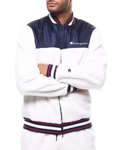 Sherpa Baseball Jacket by Champion