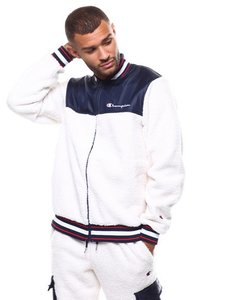 Sherpa Baseball Jacket by Champion - comprar online