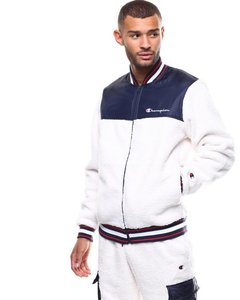 Sherpa Baseball Jacket by Champion en internet