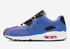 The Nike Air Max 90 Glimmers In Laser Fuchsia