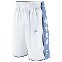 Jordan North Carolina Tar Heels Replica Basketball Shorts