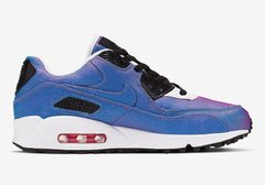 The Nike Air Max 90 Glimmers In Laser Fuchsia en internet