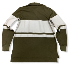Crooks & Castles Selector Long Sleeve Rugby Military en internet