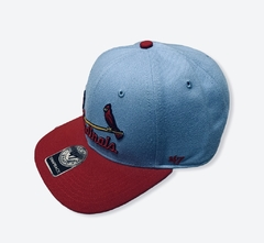 Forty Seven 47 Brand 'St Louis Cardinals' Sure Shot Snapback