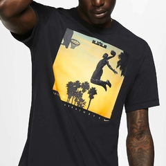 Nike Dri-FIT LeBron T-Shirt Black en internet