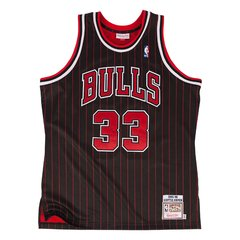 Scottie Pippen 1995-96 Authentic Jersey Chicago Bulls Jersey - Men's