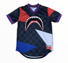 Hudson Shark Mouth Hometown Bape Jersey