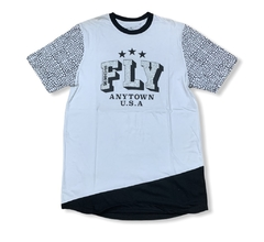 Born Fly 'Black & White' T-Shirts