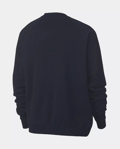 Nike NSW CREW NECK SWEATER French Terry Crew Dark Obsidian - comprar online